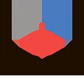 Уникальный и современный логотип разработан в 25К в 2009 году.